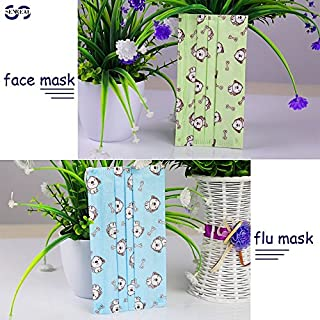 SENREAL Cute Disposable Non-Woven Masks 3