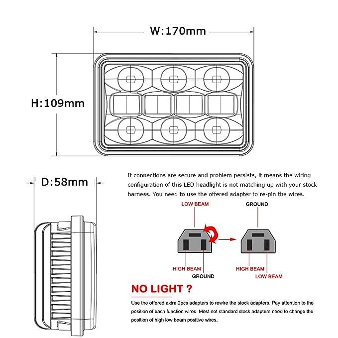 High Beam Low Beam Wiring Diagram