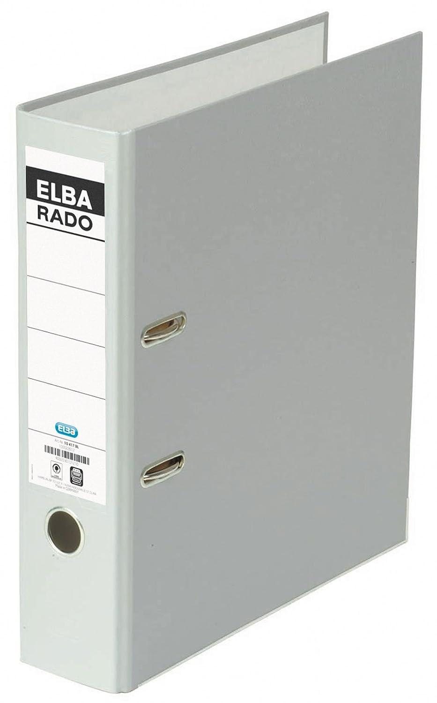 Elba - Etiquetas adhesivas para lomos de archivadores (10 unidades): Amazon.es: Oficina y papelería