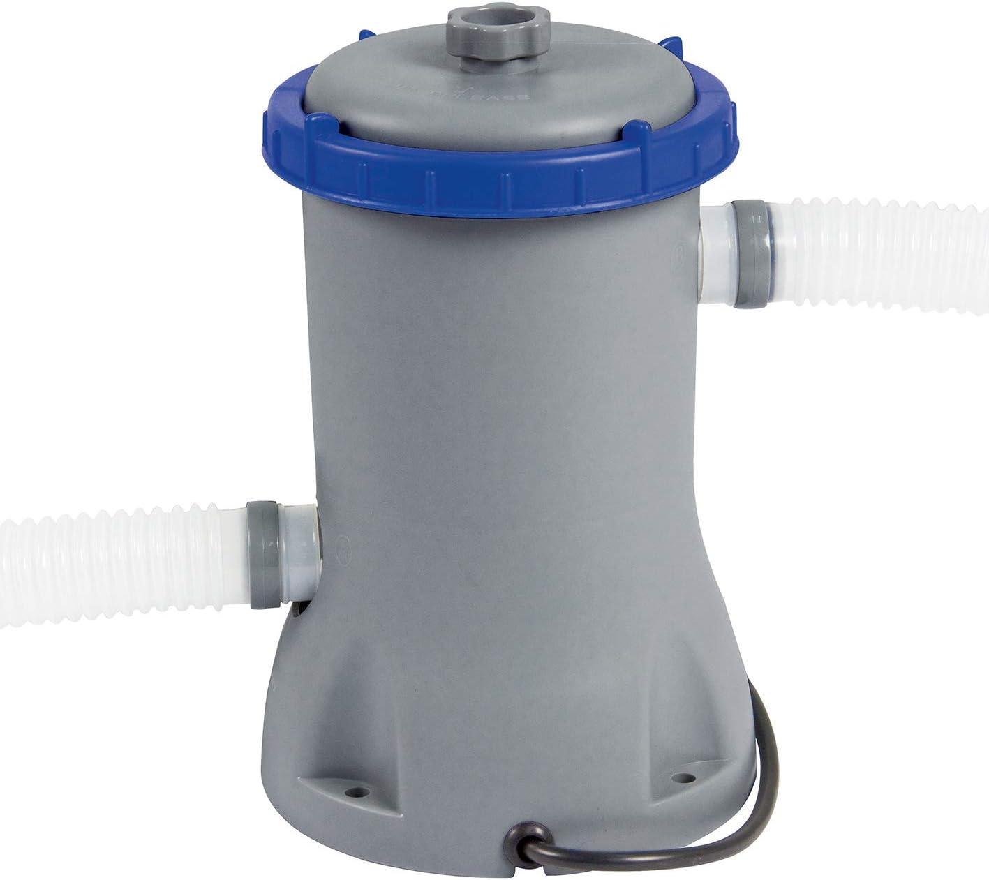 Depuradora de Filtro Cartucho Tipo II 2.006 litros//hora Conexi/ón 32 mm Bestway 58383
