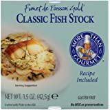 More Than Gourmet Fumet De Poisson Gold Fish Fumet, Stock, 1.5 Ounce Package