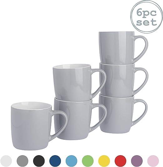 Rink Drink Argon Tableware Té Café - 6pc contemporáneo de Colores ...