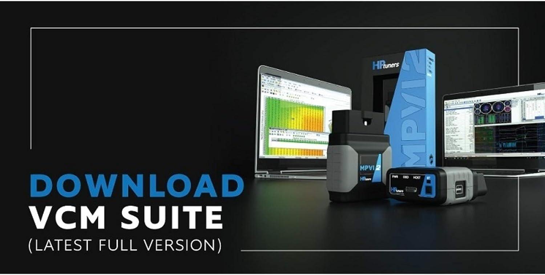 HP Tuners MPVI2 Tuner w/ 4 Universal Credits