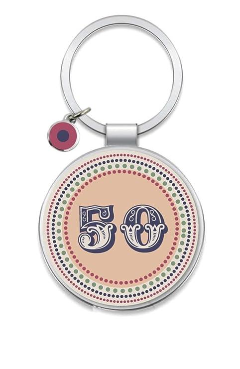 Little Wishes 50 Llavero metálico - idea de regalo: Amazon ...