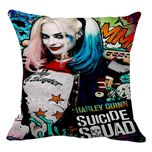 616bNJfw3ML suicide squad pillow covers