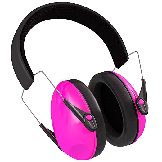 aGreatLife Baby Noise Cancelling Headphones - Built to Last for Reliable Infants Babies Ear Protection - Keep Your Kids Safe from Canceling Noise-Induced Hearing Loss