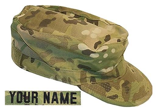 c3e708359e95d Amazon.com: Scorpion OCP Patrol Cap PC Hat With Customized Name Tape ...