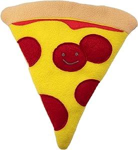 Gamago Huggable Pizza Slice - Heats in Microwave to Keep You Warm 11.5 x 9.5 x 1.5