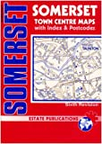 Somerset Town Centre Maps (County Red Book)
