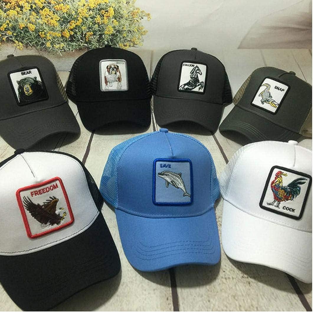 JJZD 2020 uomini e donne nuovi Unisex Berretto da baseball logo Mitsubishi Motors auto ricamo casuale del cappello di Snapback Uomo Moda F1 Racing Moto sport del cappello del sole nero Cappello Trucke