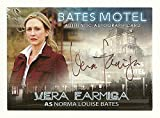 2015 BATES MOTEL Season 1 Autograph Vera Farmiga as Norma Louise Bates
