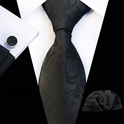 Mens Classic Neck Tie Party Wedding Neckties Formal Suit Tie