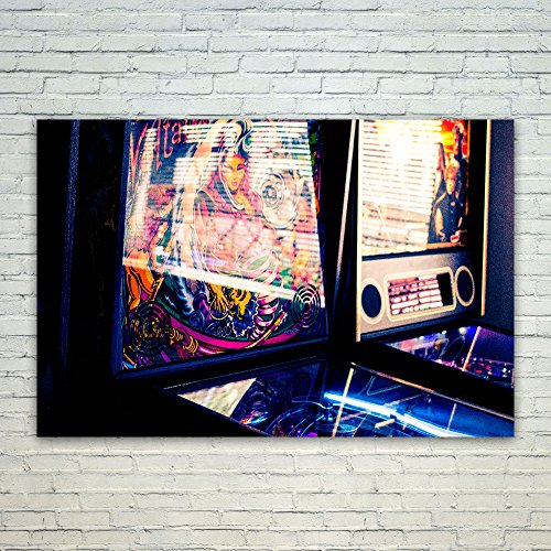 - Westlake Art Poster Print Wall Art - Pinball Technology - Modern Picture Photography Home Decor Office Birthday Gift - Unframed - 24x36in