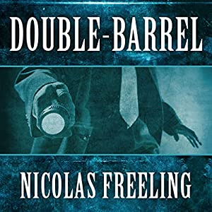 Double Barrel: Van De Valk, Book 4 Audiobook