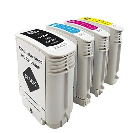 CivoPrint 4 cartuchos de tinta compatibles de repuesto para ...