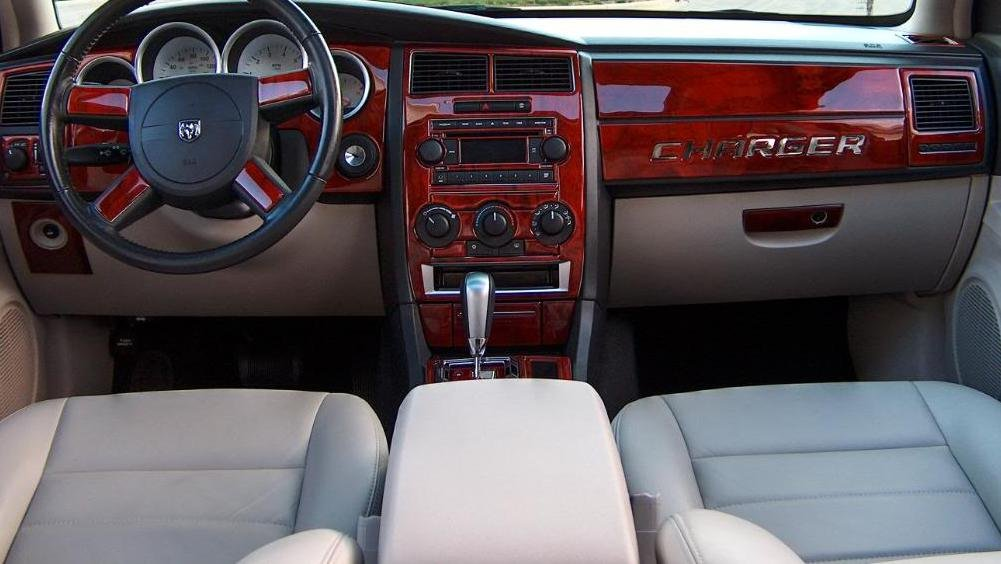 2006 Dodge Charger Sxt Interior