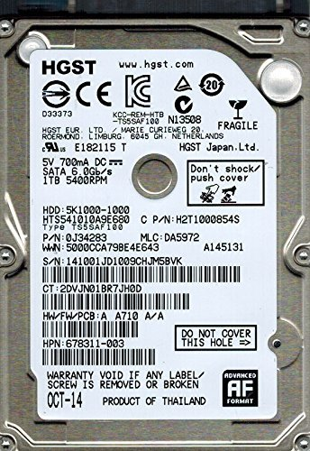 HGST HTS541010A9E680 WINDOWS 8.1 DRIVER DOWNLOAD