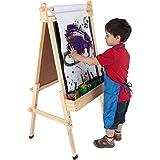 Amazon Com Guidecraft Desk To Easel Art Cart Kids