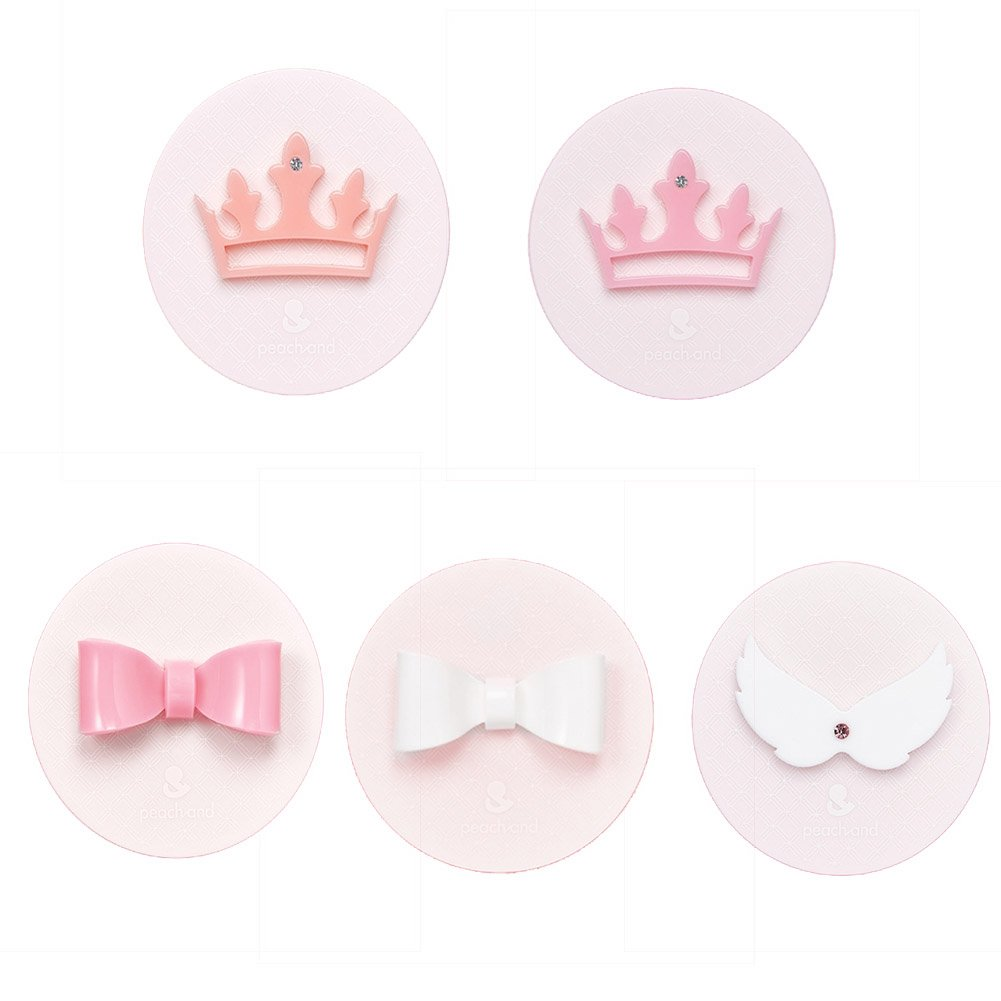 sun cream for kids Puff Cushion SPF50+ PA+++ 15g Pink White Engel Blue Color (Pink Tiara)