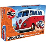 Airfix j6017–quickb uild de construcción–VW Camper Van