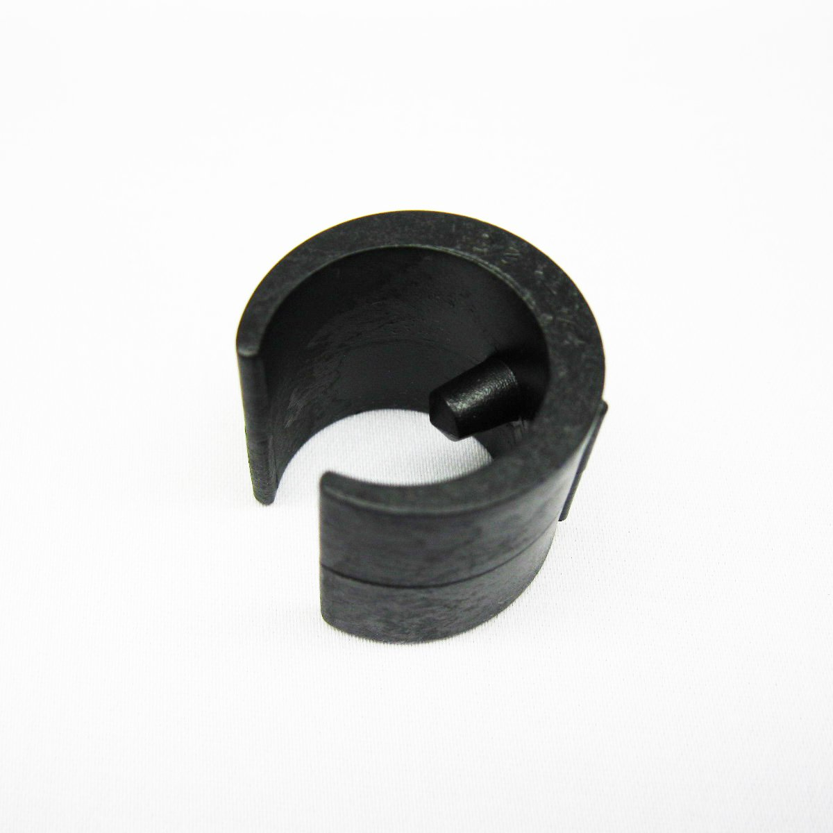 Breuer Chair Glides - Replacement Single Prong U-Shape Plastic Caps in Black (Set of 20) - MADE IN ITALY by Breuer Chair Company (Image #9)
