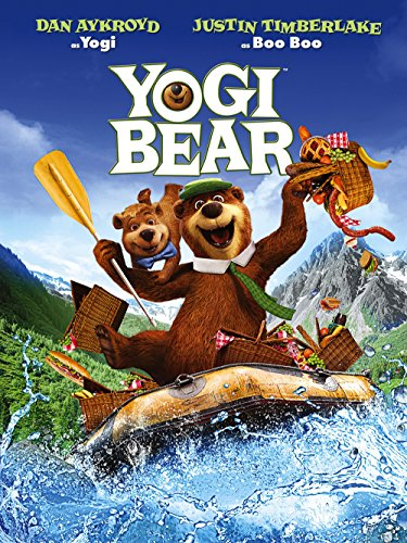 Yogi Bear (2010) (Pics Of Yogi Bear And Boo Boo)