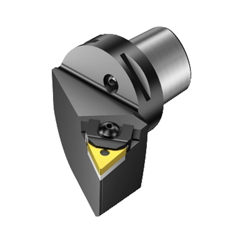 Sandvik Coromant C6-MTJNR-45065-22 T-Max P Cutting Unit for Turning Cx-MTJNR//L Tool 44 mm Shank Diameter 65 mm Functional Length Right Hand 45 mm Functional Width TNMG 22 04 08 Master Insert