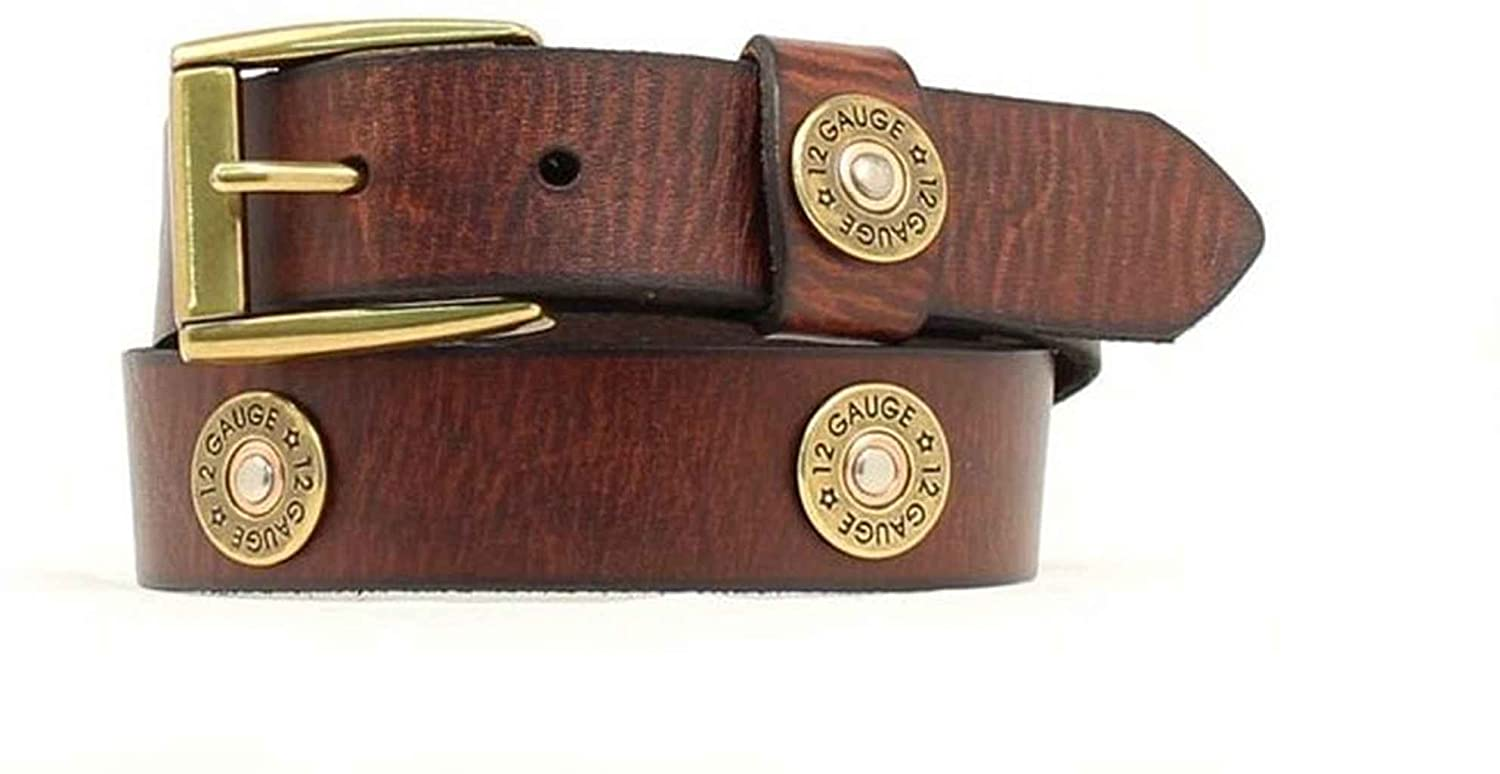 Nocona Boy's Shotgun Shell Conchos Belt