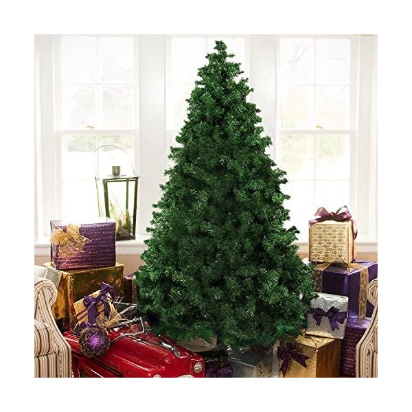 The-Finest-6-Feet-Super-Premium-Artificial-Christmas-Pine-Tree-with-Solid-Metal-Legs-1000-Tips-Six-Foot-Tall