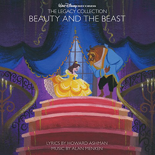 Walt Disney Records The Legacy Collection: Beauty And The Beast [2 CD] - Disney Cd Collection