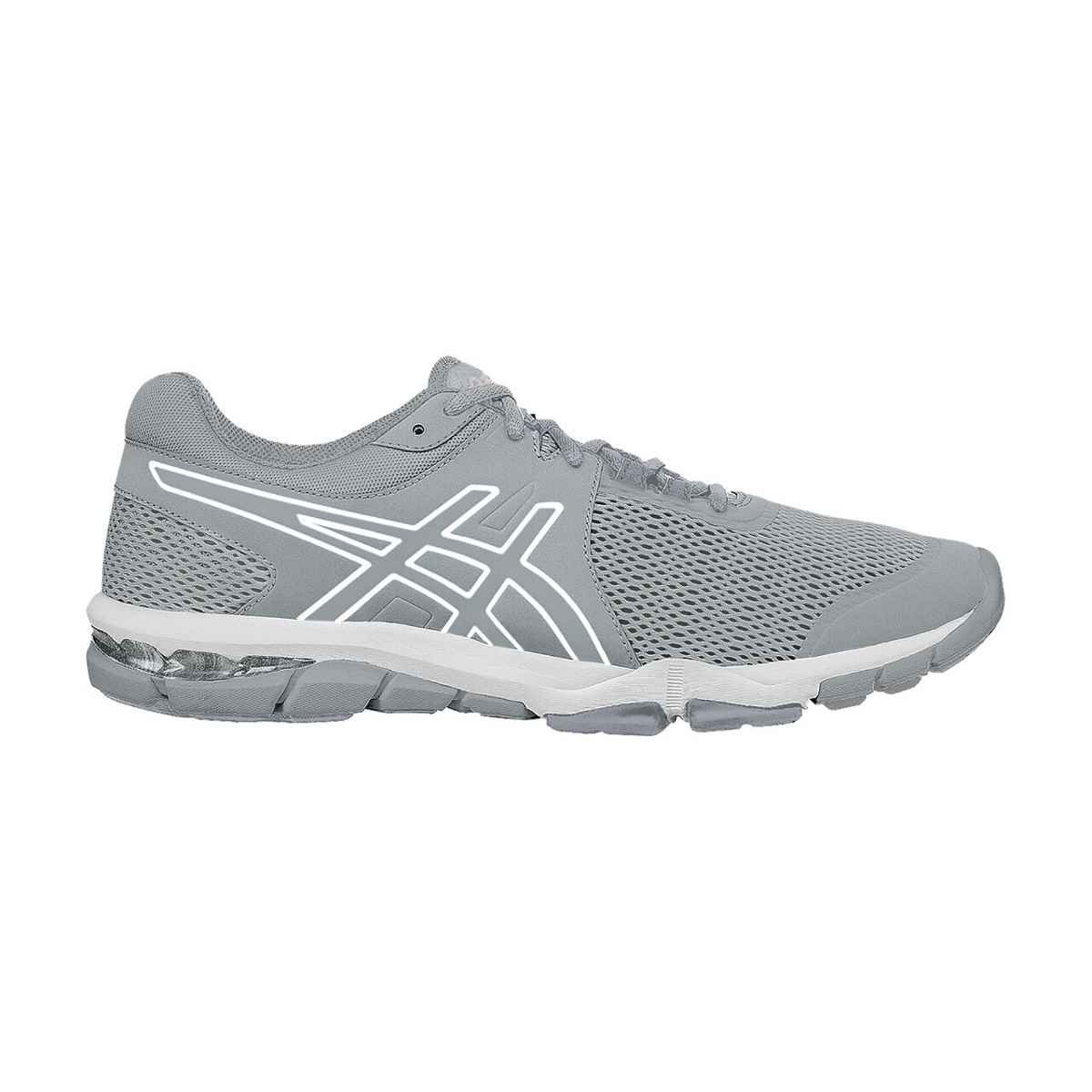ASICS Women's Gel-Craze TR 4 Cross-Trainer Shoe B075FDHCPV 6 B(M) US|Mid Grey/Mid Grey/White