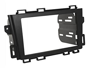 SCOSCHE NN1649B 2009-Up Nissan Murano Double DIN or DIN w/Pocket Install Dash Kit