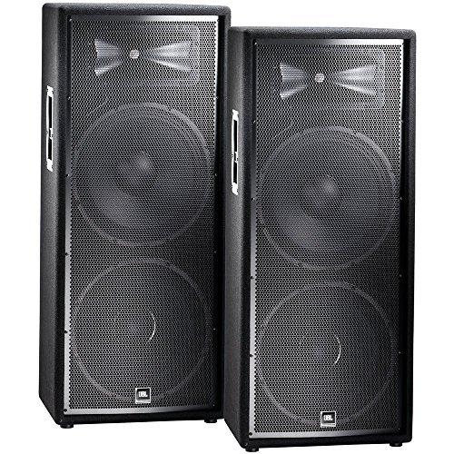 JBL JRX225 Dual 15 in Passive DJ PA Speaker Pair