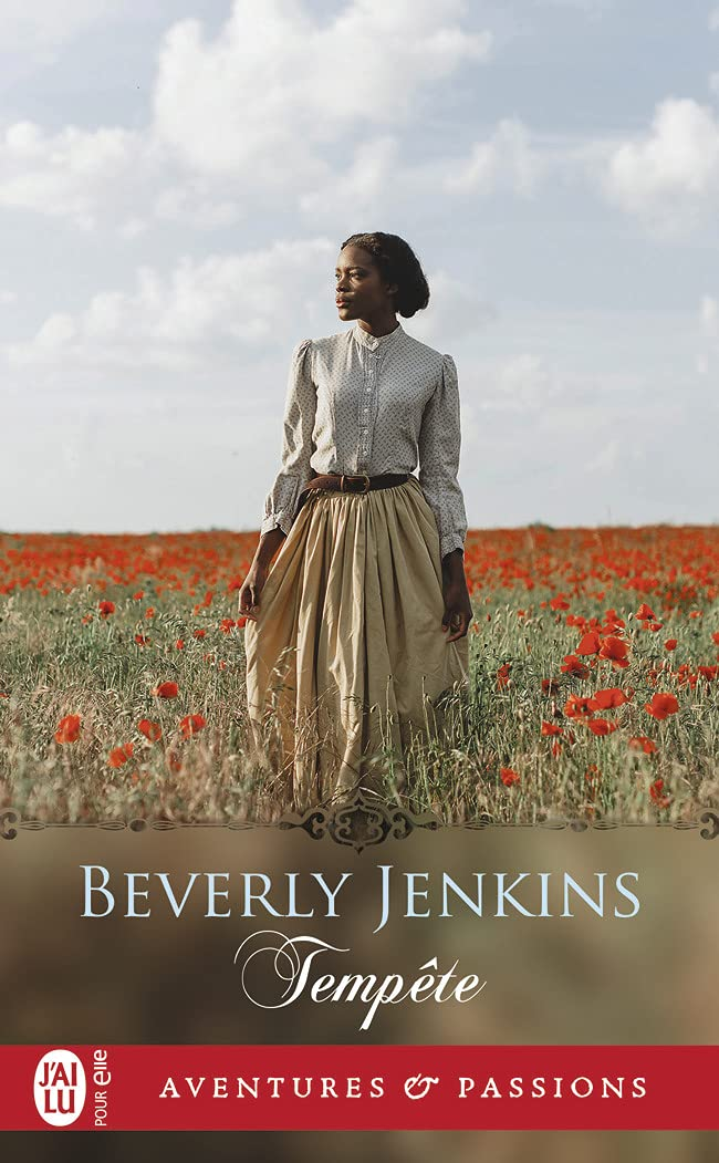 Old West - Tome 3 : Tempête de Beverly Jenkins 616bZlB8O3L