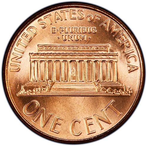 2001 P USA Small Cent UNCIRCULATED