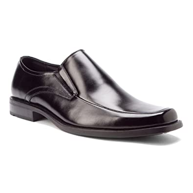 Stacy Adams Mens Cassidy 20118 LoafersBlack Leather7