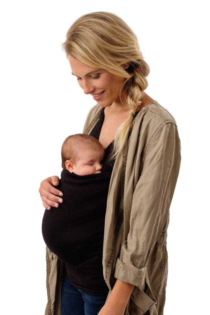 Amazon Com Lalabu Soothe Shirt S Pure Black Baby