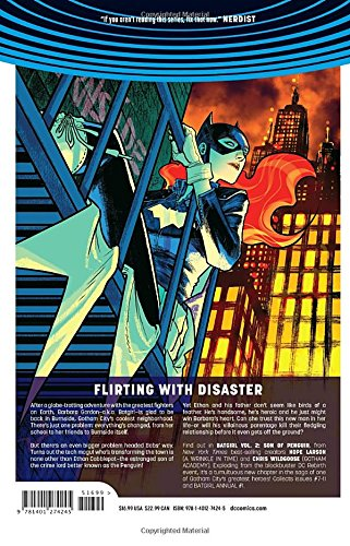 Batgirl Vol. 2: Son of Penguin (Rebirth) by Hope Larson and Christian Wildgoose