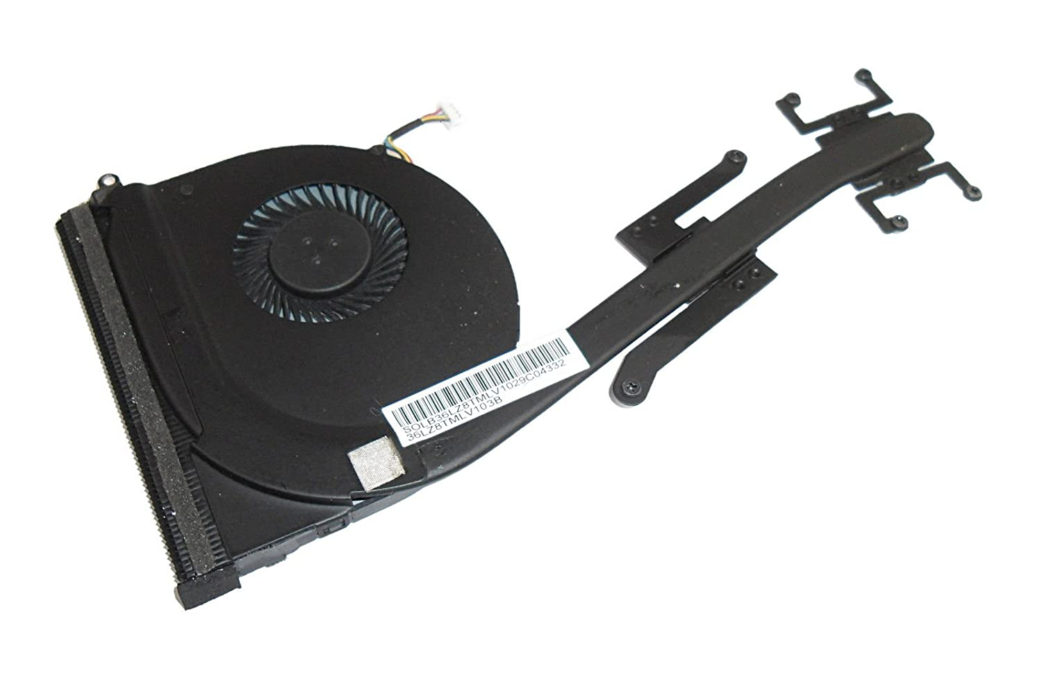 New Laptop CPU Cooling Fan with heatsink for IBM Lenovo Ideapad U410 P/N: 36LZ8TMLV103B, 36LZ8TMLV00