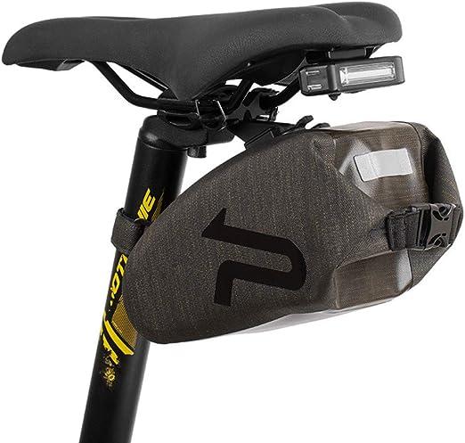 AUMING Bolsa de sillín de Bici Bicicleta Bolsa de sillín Completa ...