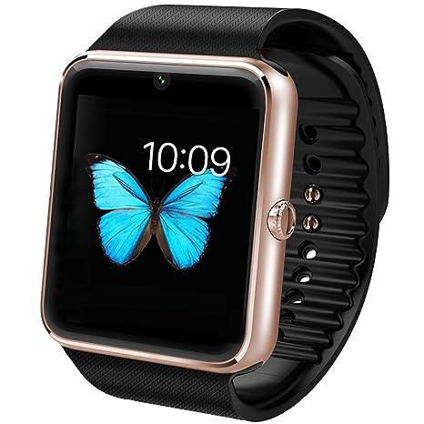 Willful - Reloj inteligente, smartwatch para Android y iOS con ...
