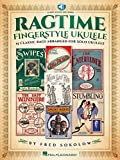 #8: Ragtime Fingerstyle Ukulele: 15 Classic Rags Arranged for Solo Ukulele Bk/Online Audio
