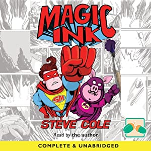 Magic Ink Audiobook