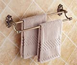HOMEE European Bathroom Towel Bar Toilet Rack Hanger