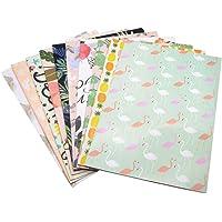 Lençóis de papel para embrulho de presente, buquê de flores, embrulho para presente, faça você mesmo, pacote com 10…