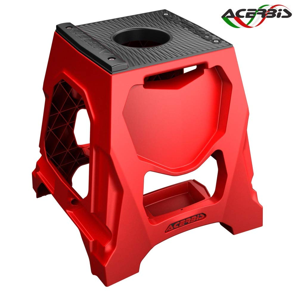 CR Red Acerbis 711 Bike Stand