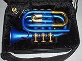Bb low pitch brass musical instrument POCKET