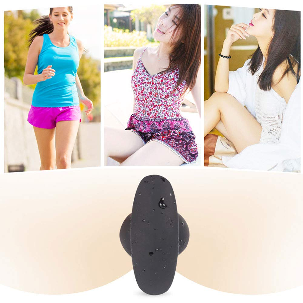 Juguete anal tamaño de silicona, tamaño anal de cola, hembra hombre después de la corte, dispositivo anal, suministros eróticos para adultos (Tamaño : 8cm) 8f3223