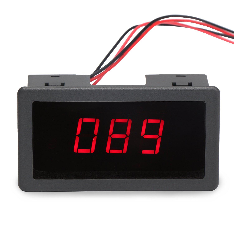 6~30V 8A PWM DC Motor Speed Controller Drehzahlregler mit LED Digital Display