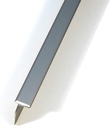 Profil/é dangle Barre Cuisine Plan de travail gauche+droite 38 mm